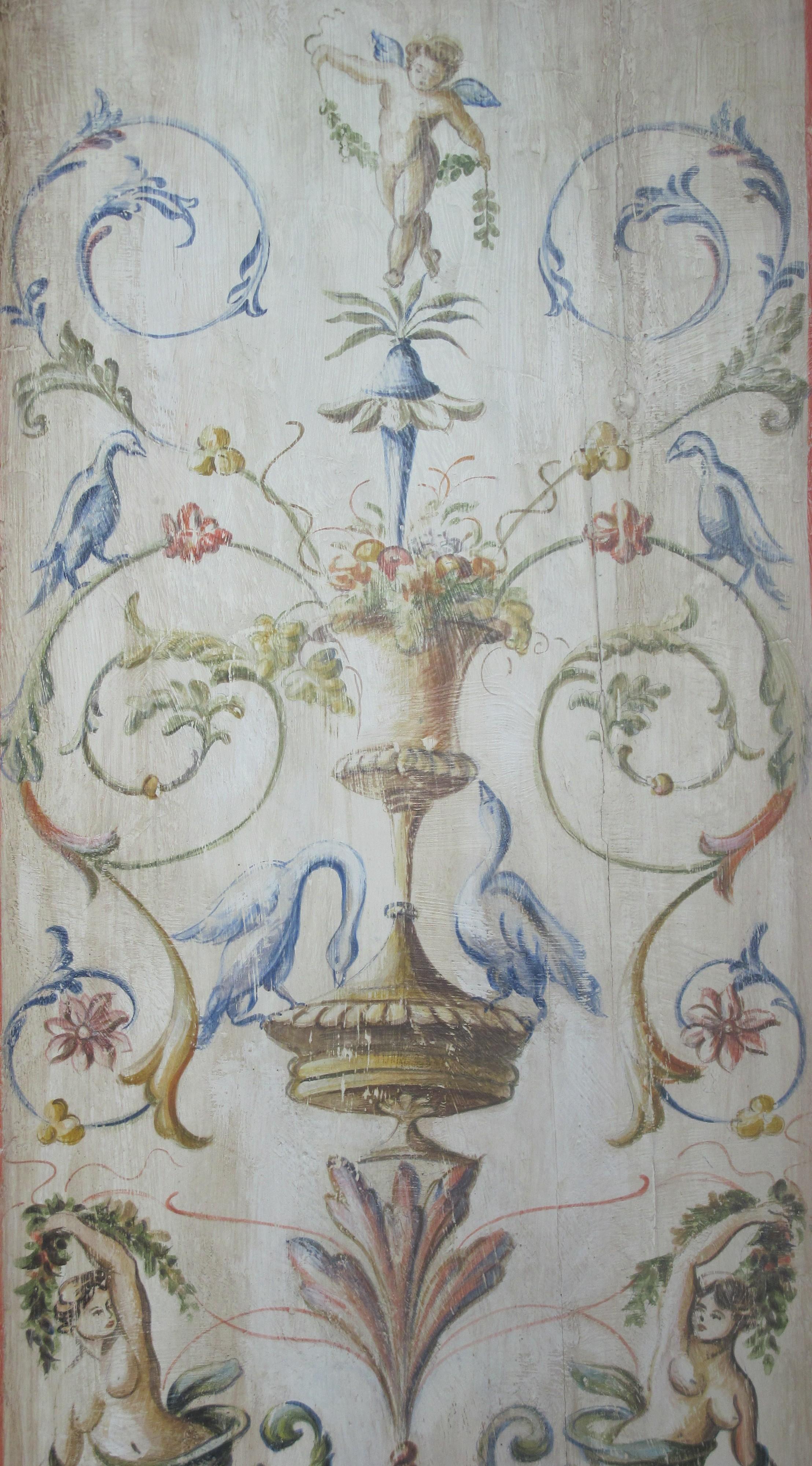 Rosalia cicerale corsi d 39 arte e decorazione - Decorazioni grottesche ...